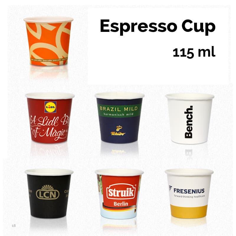 Espresso cup 115 ml