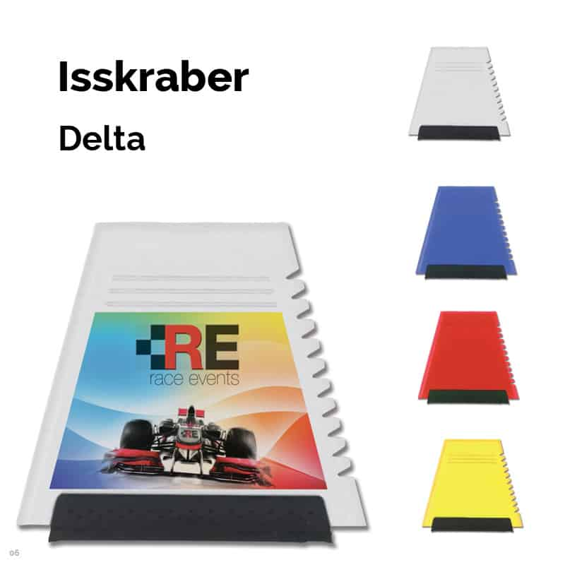 Isskraber - Model Delta