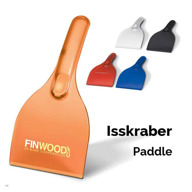 Isskraber - Model Paddle 04-06-792