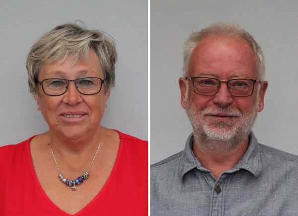 Kirsten og Steen Høgfeldt