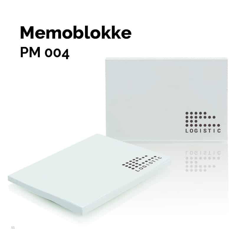 Memoblok 100 x 72 mm