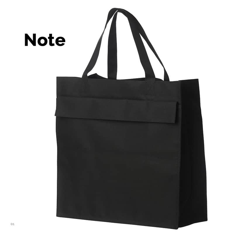 RR blandt shoppingbags / revisorposer