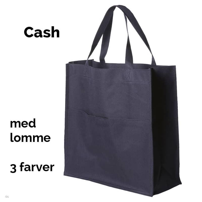 Cash shppingbags