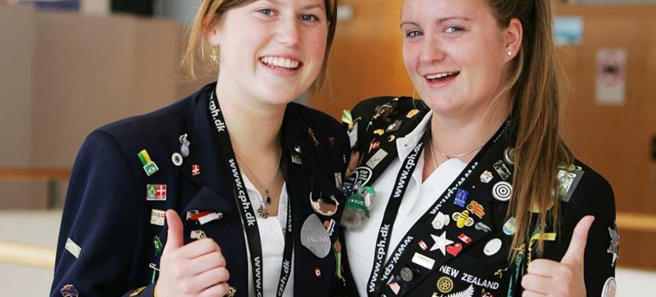 Rotary piger med pins