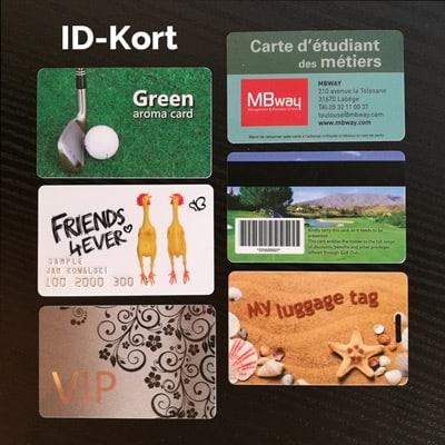 Identitskort