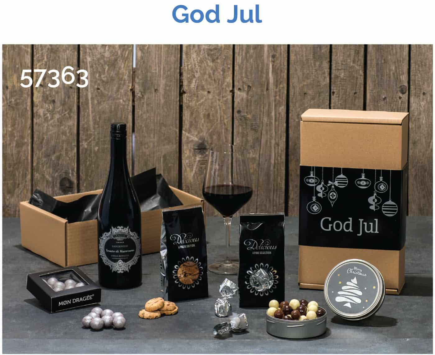 God jul - Basispakke - 57363