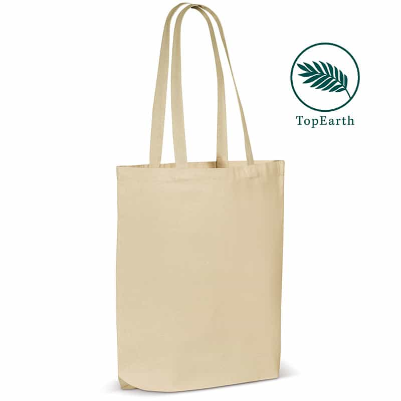 07-06-163    Shoppingbag 280 g - Økologisk